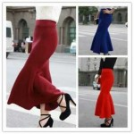 Ladies Fashion!! How to style the fish tail skirt
