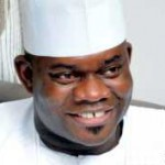 Yahaya Bello Sworn In Without A Deputy