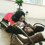 Ice Prince & Hot Girlfriend Get Cuddly In New Photo