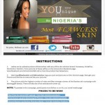 Skin Solution Flawless Campaign