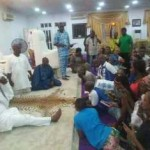 Ooni Of Ife Hosts Beauty Pageant Contestants In A Grand Style (See Photos)