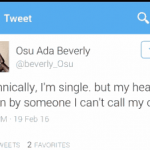 Beverly Osu Falls In Love With TerryG, Terry G Knack The Akpako and Logged Out (Details Here)