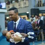 Dead Baby Prayed Back To Life Yesterday At The Liberation City Church (See Photos)