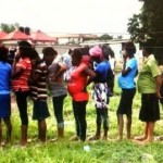 Another Baby Factory Busted In Enugu State, 4 Pregnant TeenagersRescued (See Photo)