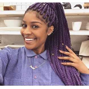 Crochet Box Braids In A Bob : ... Yarn Braids, Faux Locs To Crochet & More: Update Your Braids Lingua