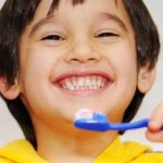 LOLZ!! Difference Between How Rich People & How People Children Brush Their Teeth (Photos)