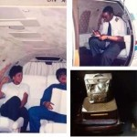 Omotola To Celebrate 20th Wedding Anniversary; Shares Throwback Photo With Hubby