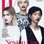 Zendaya, Kiernan Shipka & Willow Smith Are Dream Teens On The Cover Of W Magazine