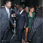 Cassie and Diddy hold hands in LA (See Photos)