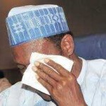 """Buhari """"Almost Moved To Tears""""After Seeing How Trillions Of Naira Were Embezzled"""