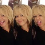 Ghallywood Actress, Nadia Buari Goes Blonde In New Photo (See Here)