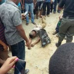 Notorious Robbers Lynched By Angry Mob In Port Harcourt (See Photos)