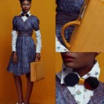 1702's Leather Accessories Campaign Is Bold & Colorful!