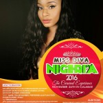 Register Now: Miss Diva Nigeria 2016 (The Carnival Experience)