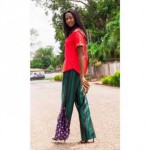 Fashion!! Check Out The Afua Rida's Several Prints (See Photos)
