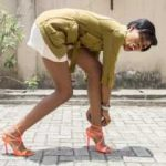 Fashion!! Diary Of An Isale Eko Girl – Pixie Cut X Shorts