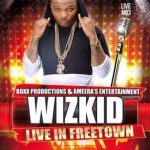 Wizkid Hangs Out With President of Sierra Leone Ahead of His Concert (See Photos)