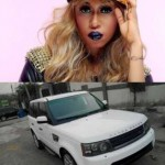 Cynthia Morgan Forced To Drive Around With Taxis After Her Range Rover Got Stolen From Her