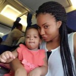 Anna Banner Really Gave Flavour A Beautiful Daughter (See Photo)