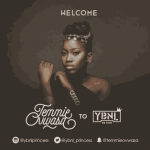 "YBNL Princess ""Temmie Ovwasa"" Official Single ""Jabole"" Hits Number 1 Spot On ITunes"