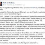 Facebook Launches Free Internet Browsing in Nigeria (See How To Use It)