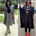 Juliet Ibrahim Or Mercy Aigbe In Agbada.. Who Rocked It Better? (See Photo)