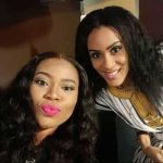 Juliet Ibrahim's Female Celebrity Soccer Match: Nigerian Team In Ghana (See Photos)