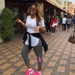 Mercy Aigbe Looking Super Chic As She Prepares To Host T&T Fashion Show In Maryland, USA