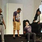 Check Out Amazing Photos From Yaw And AY's Stage Play 'Shalanga' (See Photos)