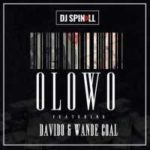 Download Music Mp3:- DJ Spinall Ft Davido And Wande Coal – Olowo