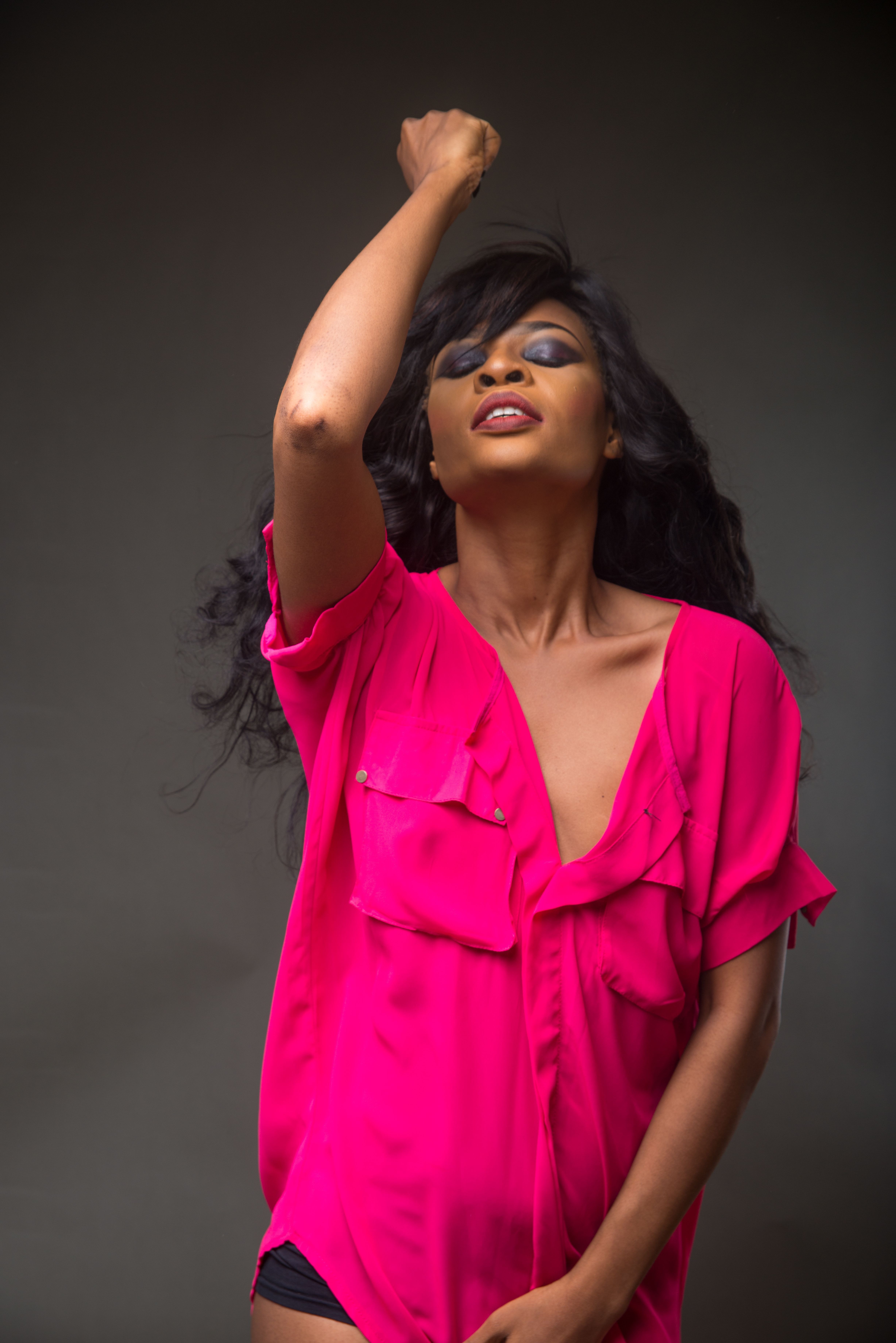 Let Me Introduce You To This Female Talented/Sexy Nigeria