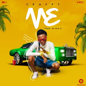 Download Music Mp3:- Craspy – Me