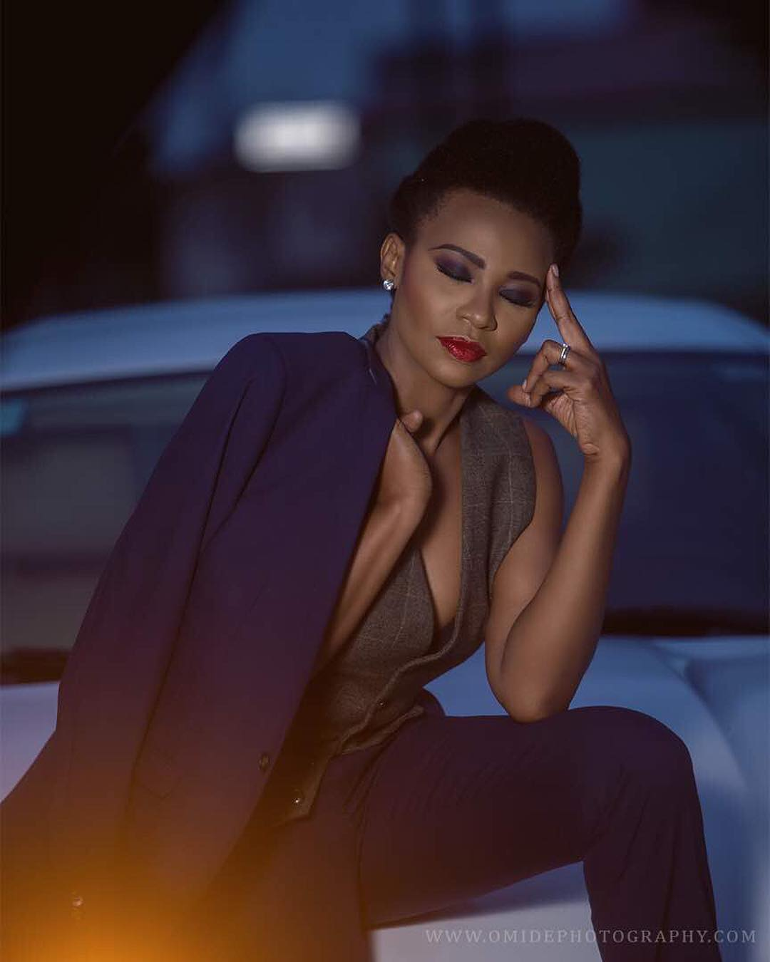 """Actress Nse Ikpe Etim Prays On Her 43rd Birthday: """"Lord Stop Me From Being Talkative"""""""