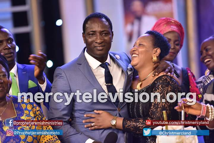 Prophet Jeremiah Of Mercyland Gives His Wife N30 Million