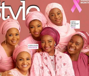 Six Nigerian Governors' Wives Cover ThisDay Style Magazine (Photos)