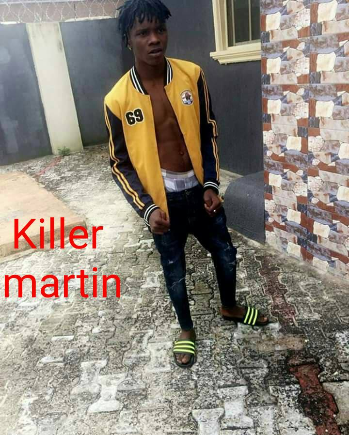 """My Nephews Killed My Mother"" – Nigerian Man Based In Italy (Graphic Photos)"