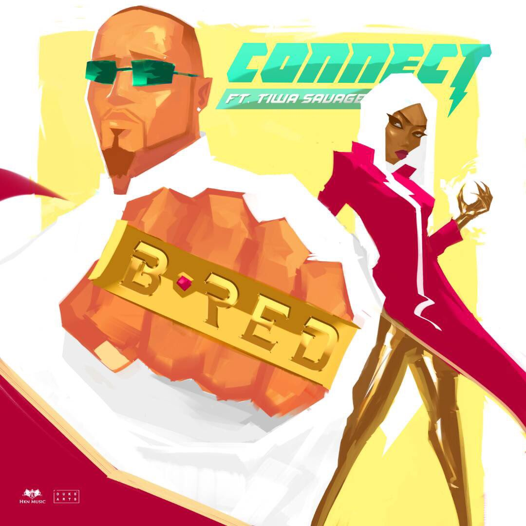 Download Music Mp3:- B Red Ft Tiwa Savage – Connect 69