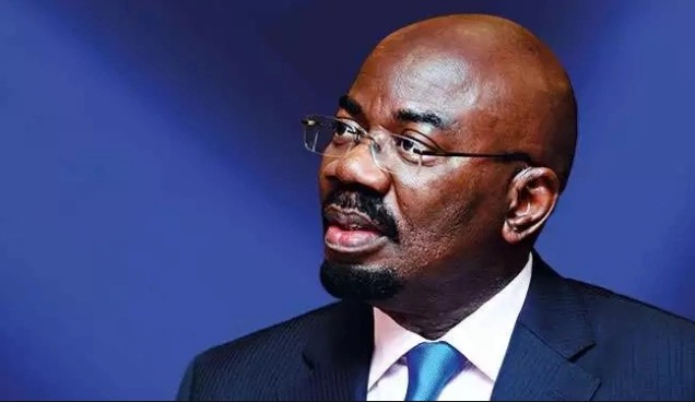 Zenith Bank Chairman Jim Ovia Pledges N250 Million To The Lagos State Security Trust Fund