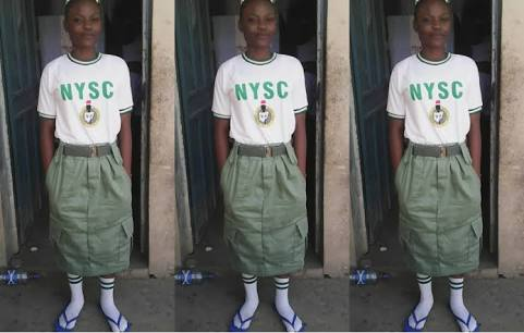 (Sad!) Nigerian Senate Rejects Bill To Include Skirts In NYSC Uniform