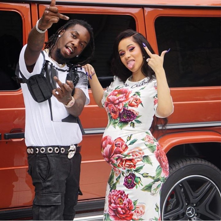 Cardi B And Offset Welcome Baby Girl With Most Interesting: CLICK HERE TO COMMENT ON THIS POST