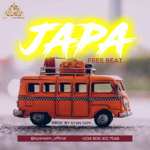 JAPA FREEBEAT COMPETITION