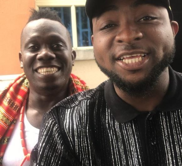 "Why Duncan Mighty Prostrated For Davido"" – Manager Reveals"