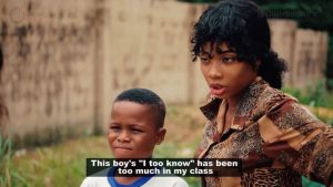 Download Comedy Video:- Oluwadolarz – Intelligent Kid