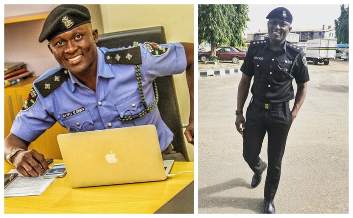 'People Look At Me With Disgust When I Queue Up For BRT' – Police PRO, Aliyu Giwa