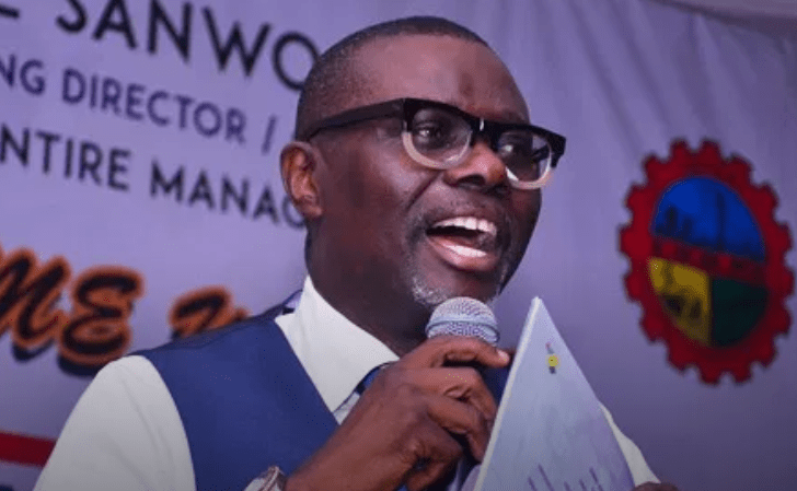 """'Ambode Lied, I Was Never Arrested For Spending Fake Dollars In The US"""" Sanwa-Olu Says"""