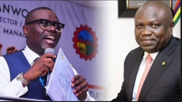 Lagos APC; Sanwo-Olu Reacts To Ambode's Allegations Against Him