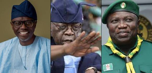 Tinubu Releases Statement, Officially Dumps Ambode
