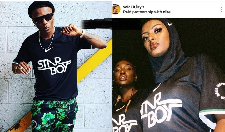 Wizkid And Nike's 'Starboy Jersey' To Be Re- Released To Celebrate Independence