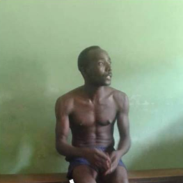 35-Year-Old Man Accused Of Raping 5-Year-Old Orphan (Photos)