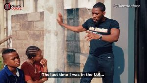 DOWNLOAD Comedy Video : Oluwadolarz Ft Tobi – Simple Acting